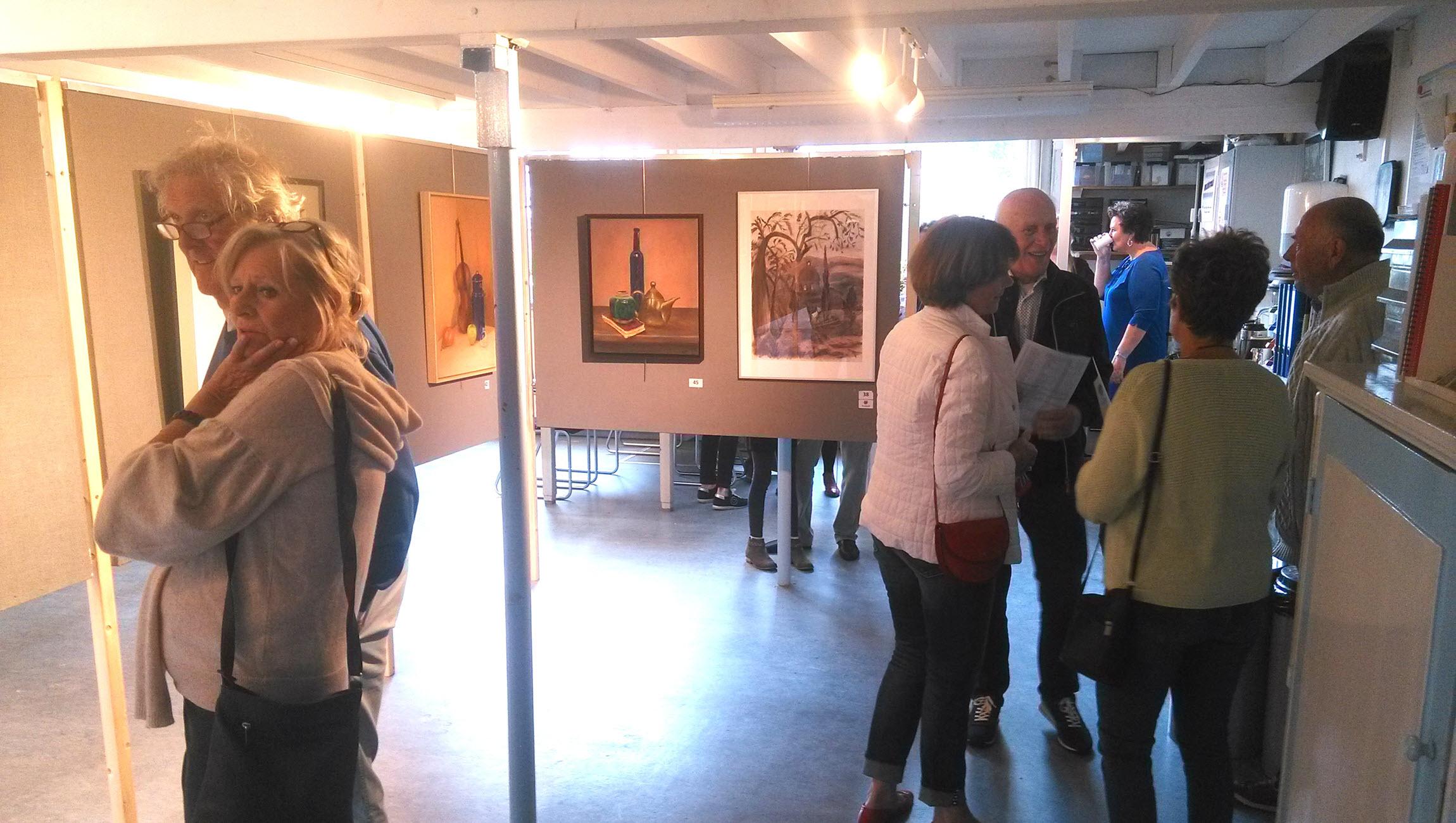 Expositie Reflectie - Atelier Creso Velp