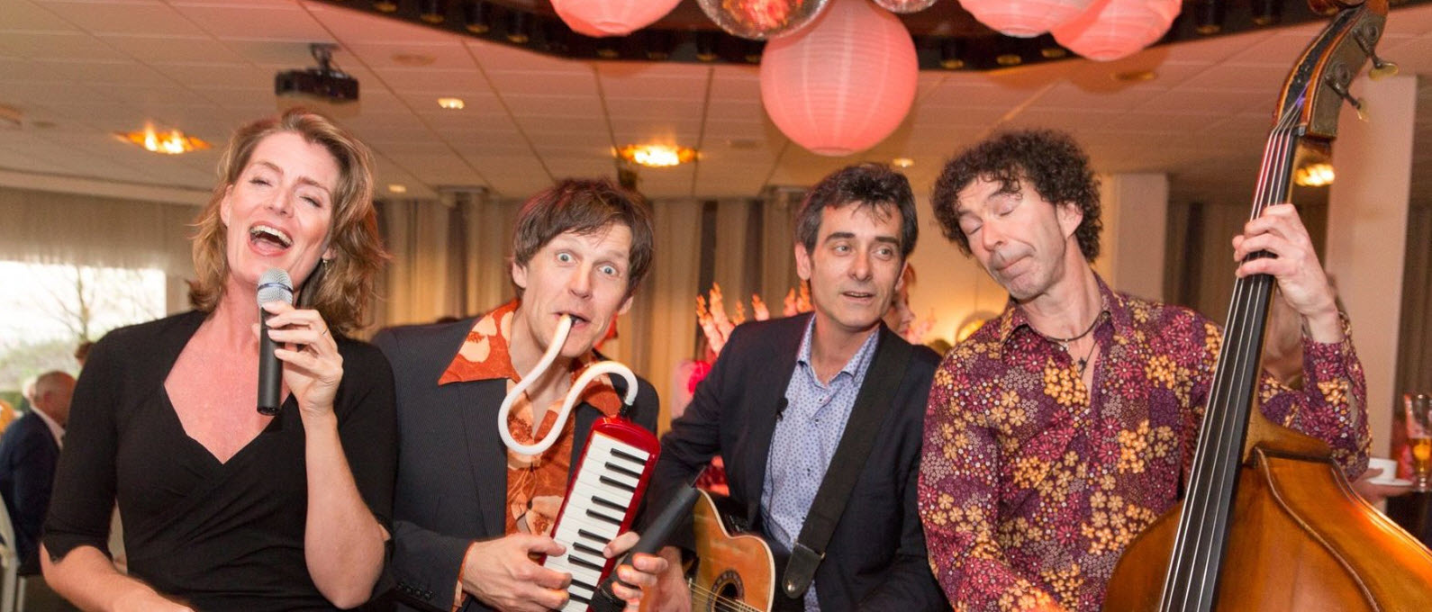 Dag van de Mantelzorg2 - Band Something Else - MVT Rheden