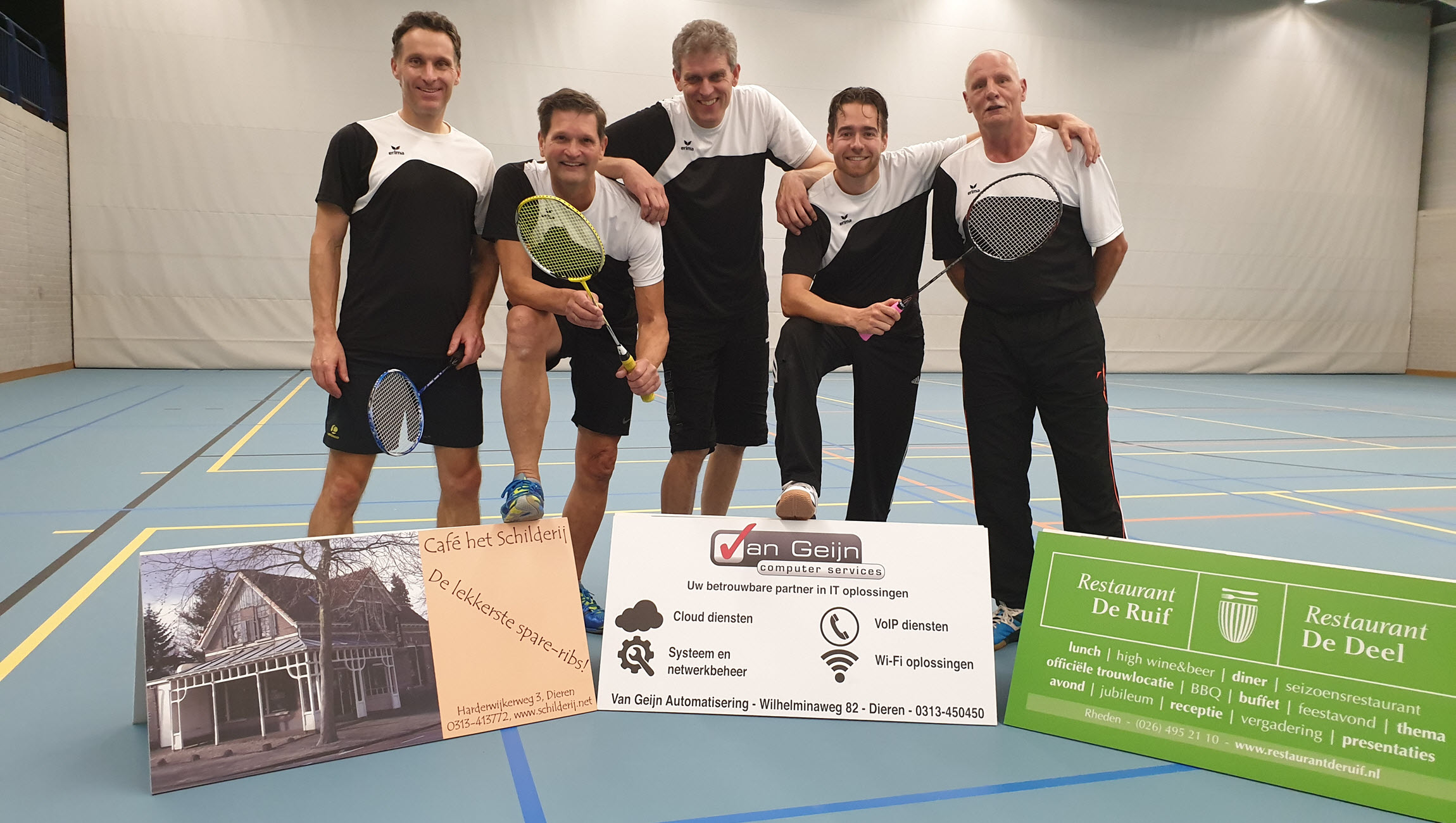 Badminton Club de IJssel