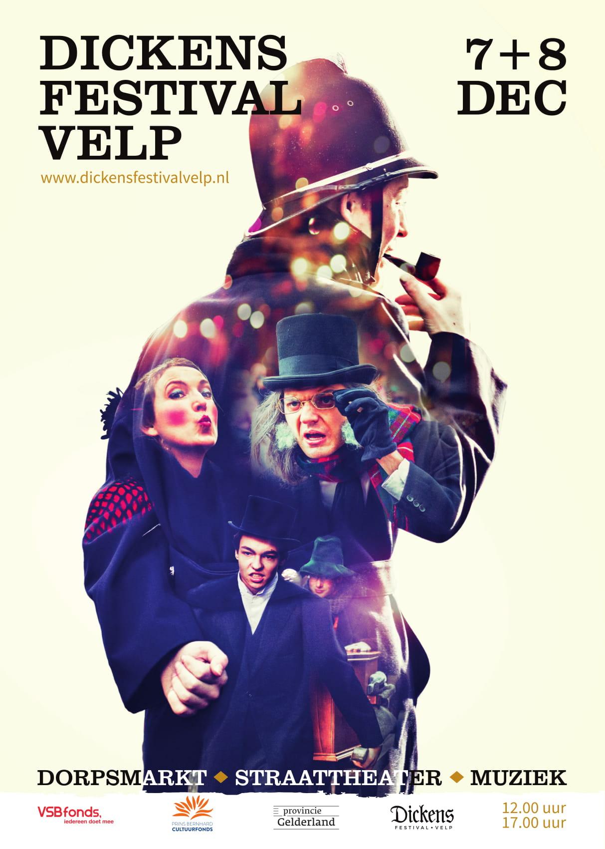 Dickens Festival Velp 2019