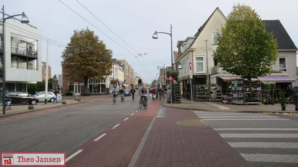 Voorlopig geen Snelle Fiets-Route Arnhem – Dieren door Velp