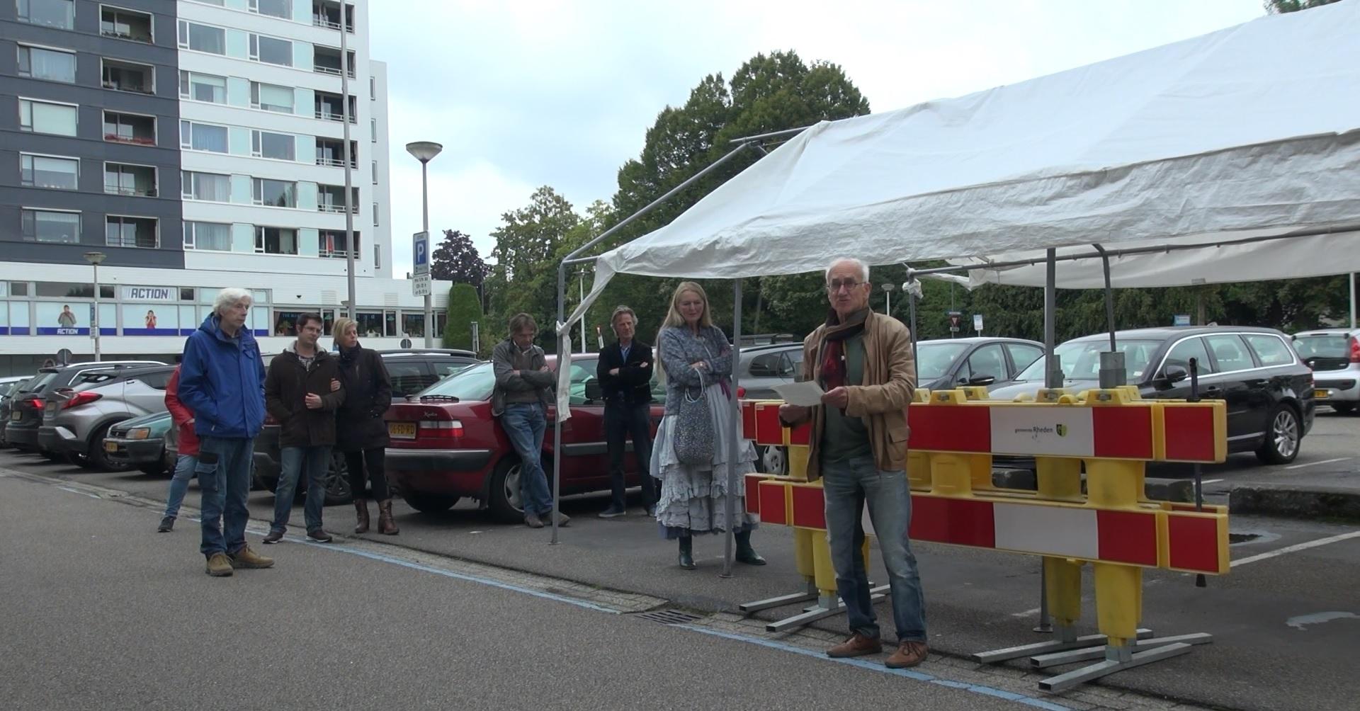 Opening Expo Vreemdgangers Nieuwe Ruimte