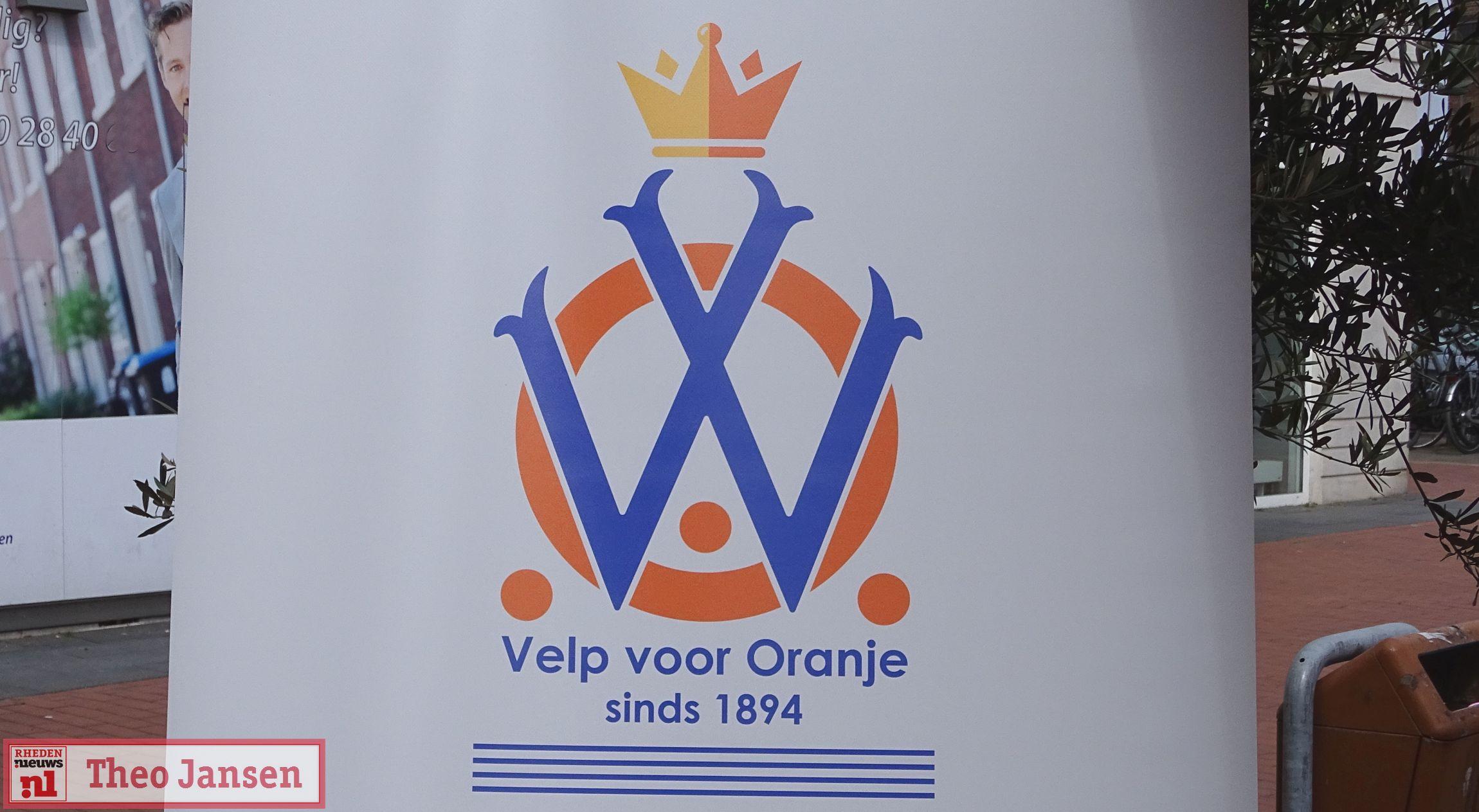 Oranje Puzzelroute Velp blijft gratis beschikbaar