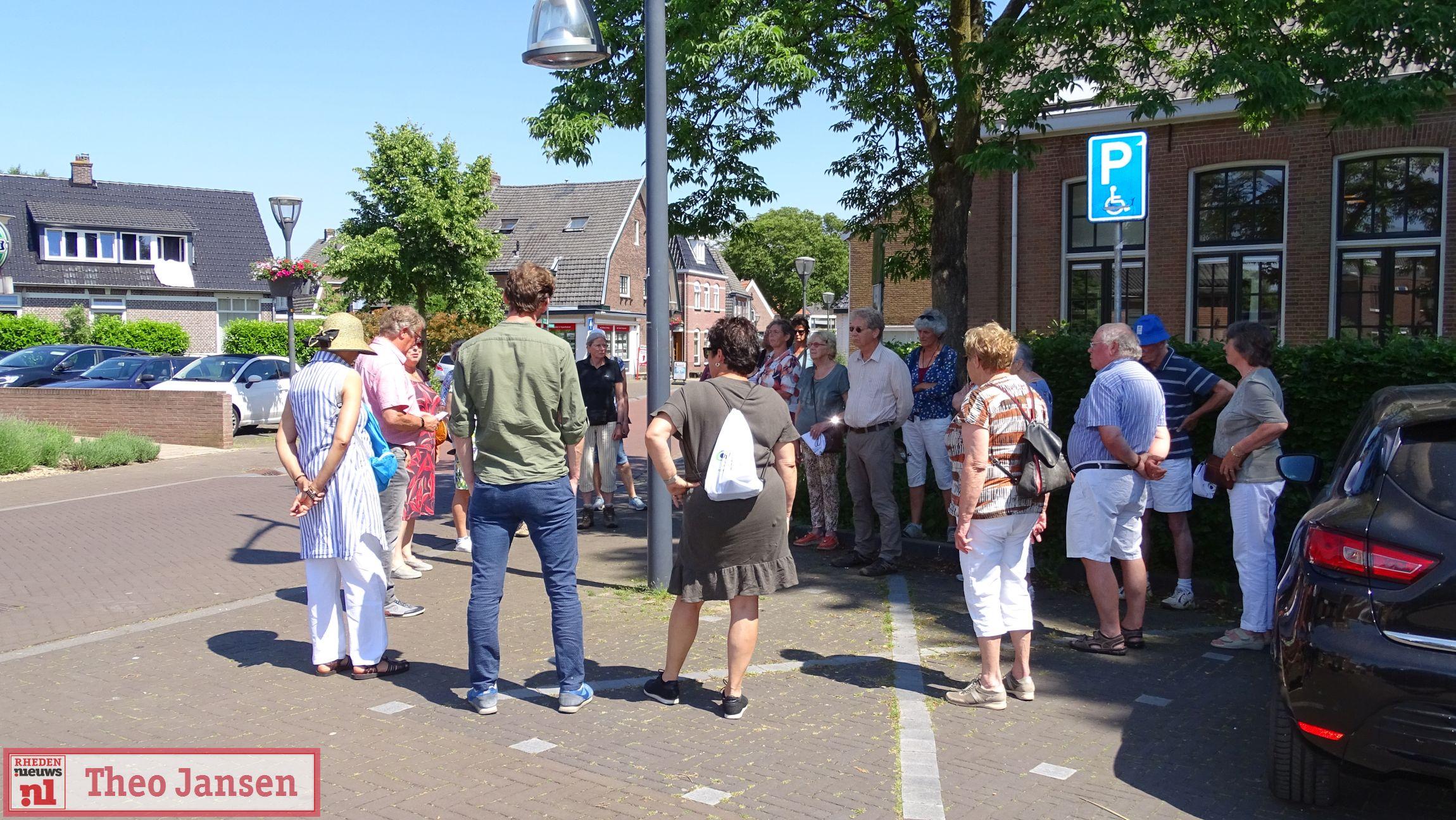 Geslaagde NIO-Netwerk wandeling in Rheden
