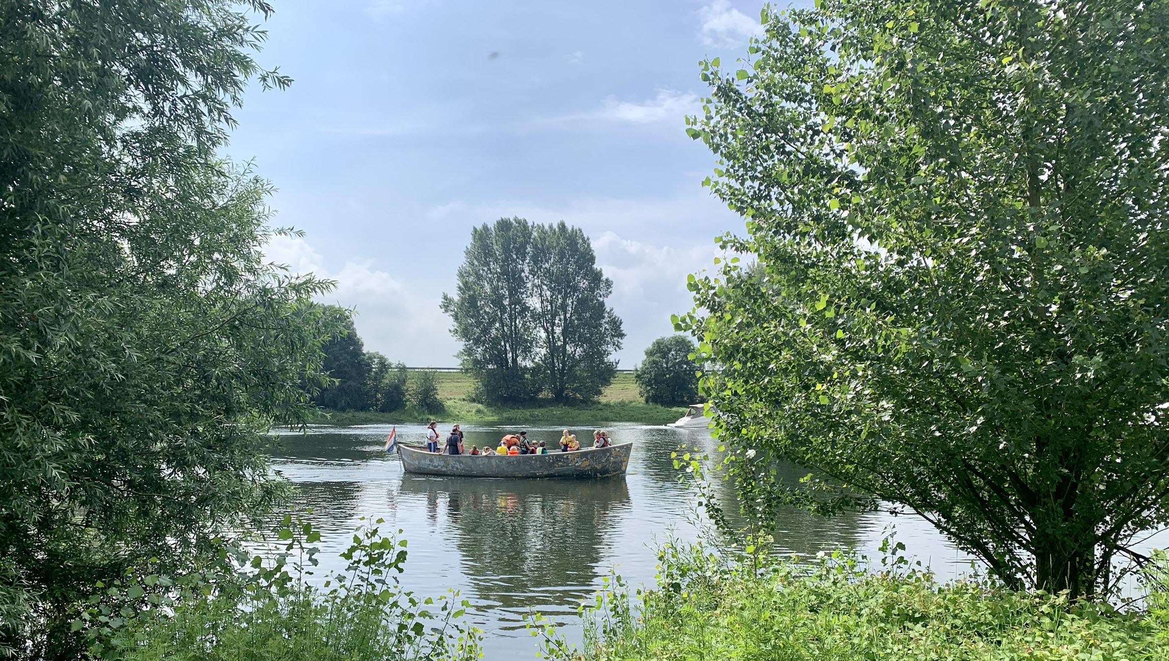 Jeugdzeillessen bij Watersport Vereniging De Engel - WSV De Engel