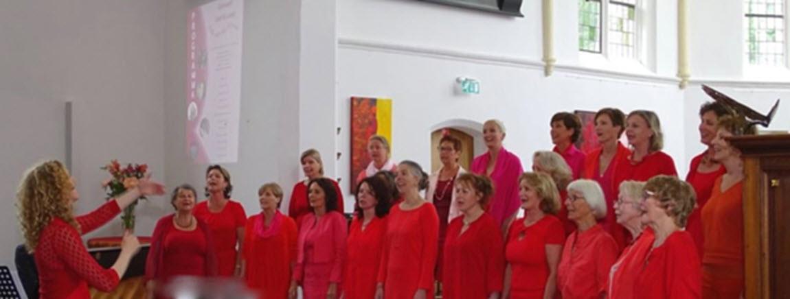 LIEF&LEED vrouwenkoor Ellecom