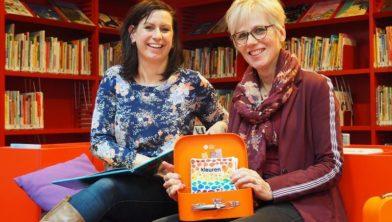 BoekStartcoaches Loes Giesbers (links) en Anita Engels