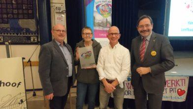 De hoeskamer uit Maria Hoop, winnaar Kern met Pit Trofee provincie Limburg