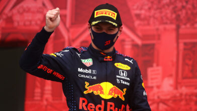 Photo by Mark Thompson/Getty Images) // Getty Images / Red Bull Content Pool  // SI202109260410 // Usage for editorial use only //