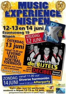 150612 Music Experience Nispen