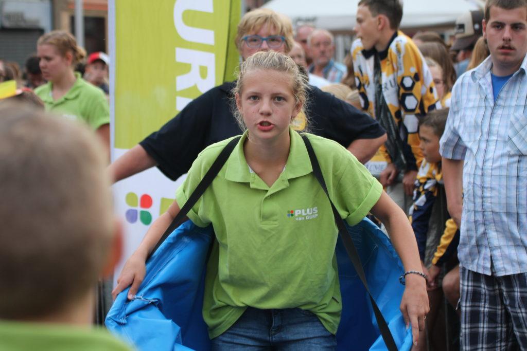 jeugdronde in Roosendaal juli 2016