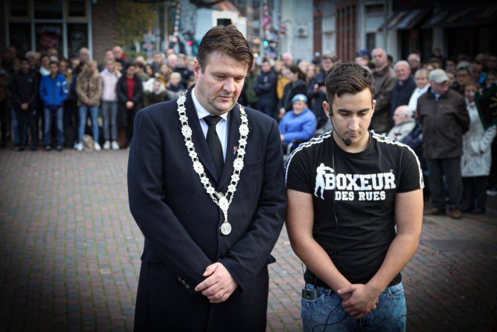 burgemeester Roosendaal