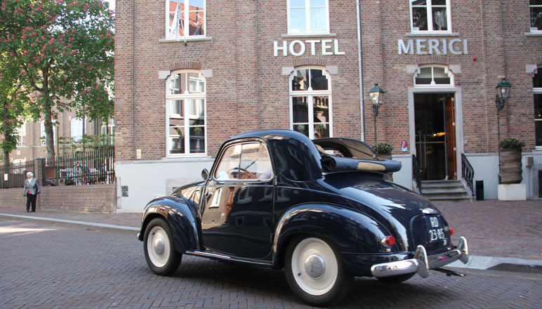 Hotel Merici Sittard failliet verklaard