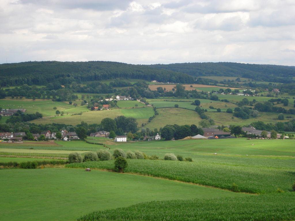 Wandelen en fietsen in zuid limburg for Sa landscaping