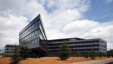 Gebouw CBS in Heerlen