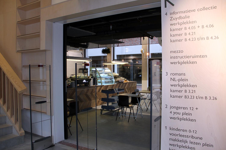 De Bibliotheek Kamer : Kijkje in de nieuwe bibliotheek in ligne sittard geleen
