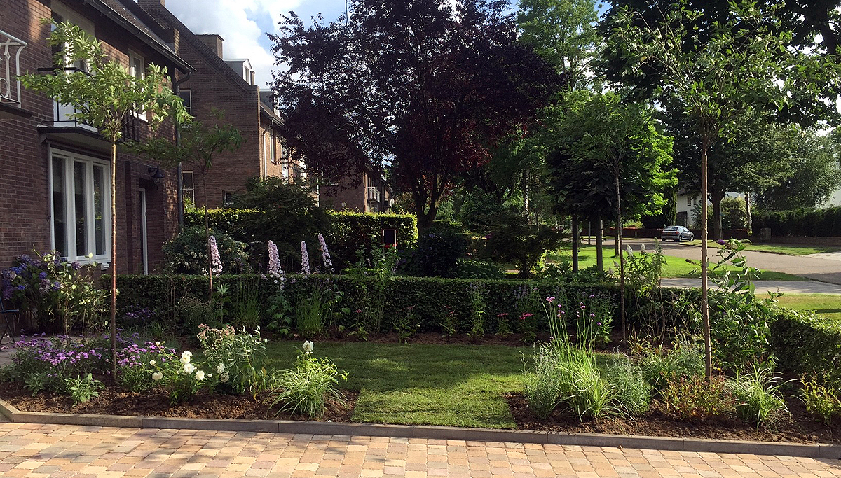 Binnenste buiten neemt sittardse tuin onder handen for Tuin programma