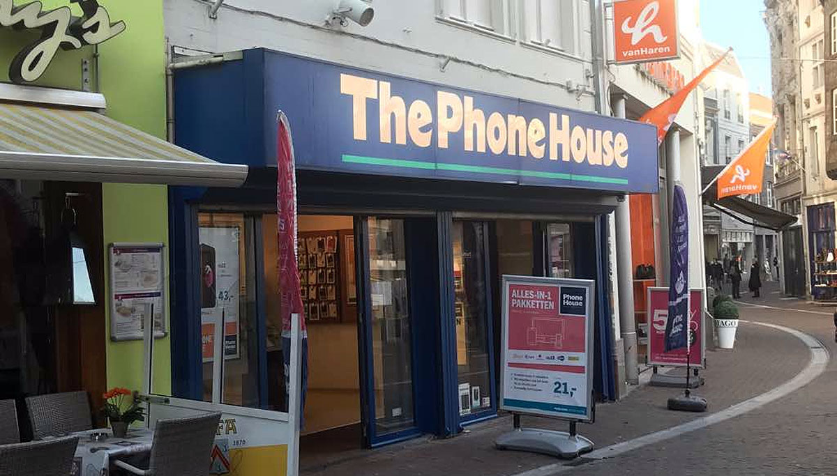 The Phone House vraagt faillissement aan