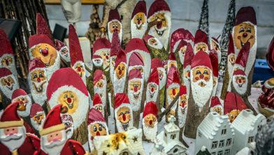 In December Weer Tal Van Kerstmarkten