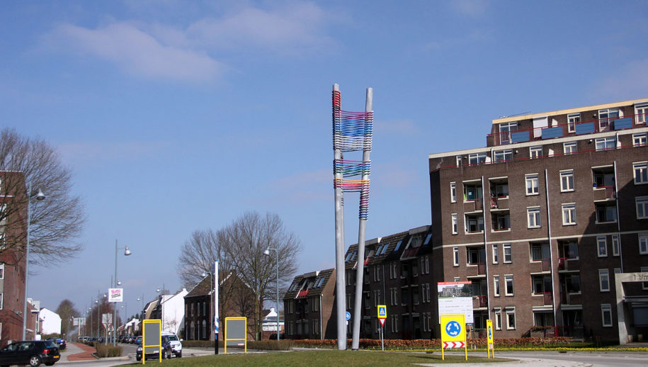 Rotonde De Wissel in Sittard