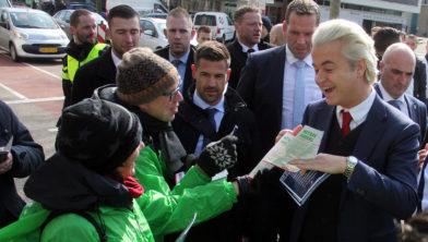 GroenLinks heette Wilders