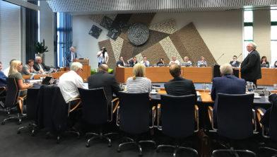 Raadsvergadering d.d. 6 juni 2018