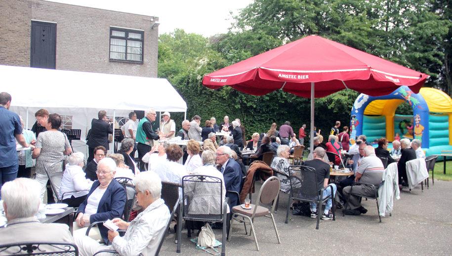 Wijkfeest Overhoven