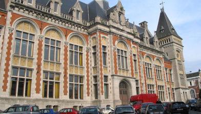 Palais de Justice, Verviers