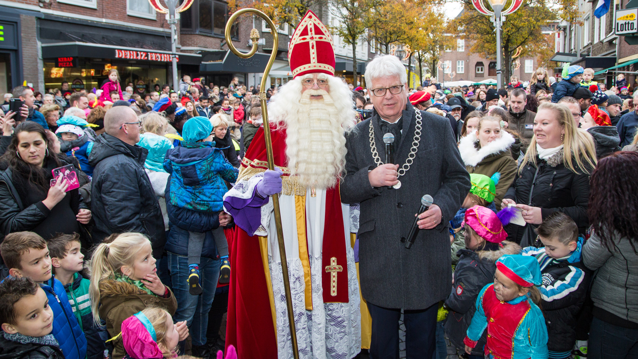 Zaterdag viert Geleen Hét grote Sinterklaasfeest! - Sittard-Geleen.nieuws.nl