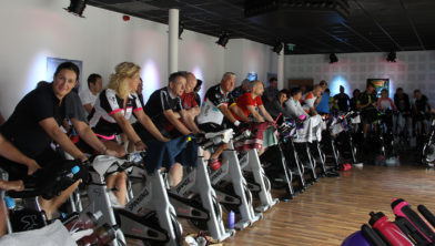 Spinning - hier bij Anytime Fitness in Sittard