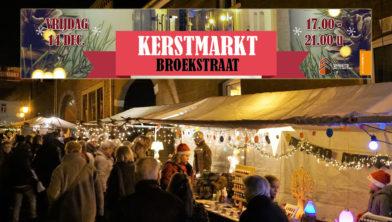 14 december kerstmarkt Broekstraat