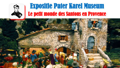 Les Santons De Provence In Pater Karel Museum In Munstergeleen