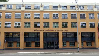 Het kantoor van de NVWA in Utrecht