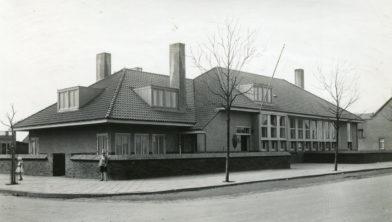 Mauritslaan, postkantoor