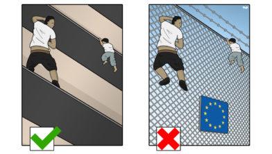 Good migrant, bad migrant