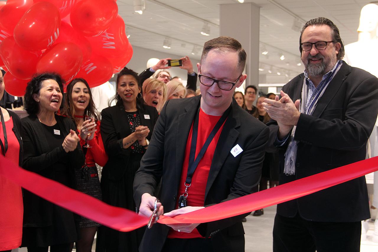 Grand Opening H&M