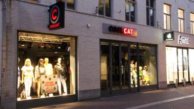 Winkel CoolCat, Brandstraat, Sittard
