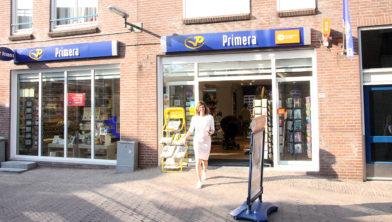 ... een van de 510 Primera-winkels in Nederland ...
