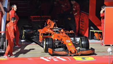 #5 Sebastian Vettel