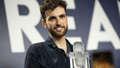 Eurovisie Songfestivalwinnaar Duncan Laurence