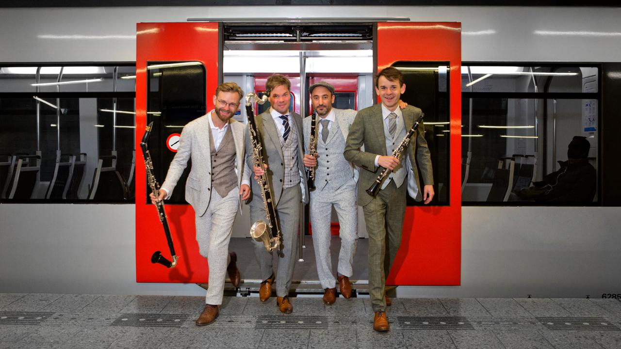 Nieuw Amsterdam Klarinet Kwartet