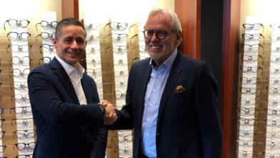 Marcel Smeets (links) en Jack van Oorschot