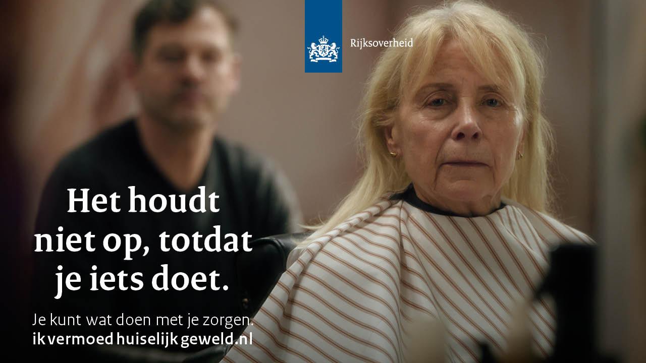Campagne tegen ouderenmishandeling van start