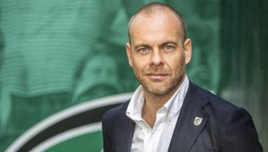 Ivo Pfennings, algemeen directeur Fortuna Sittard