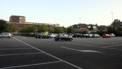 Parkeerterrein Elisabethstraat, Geleen
