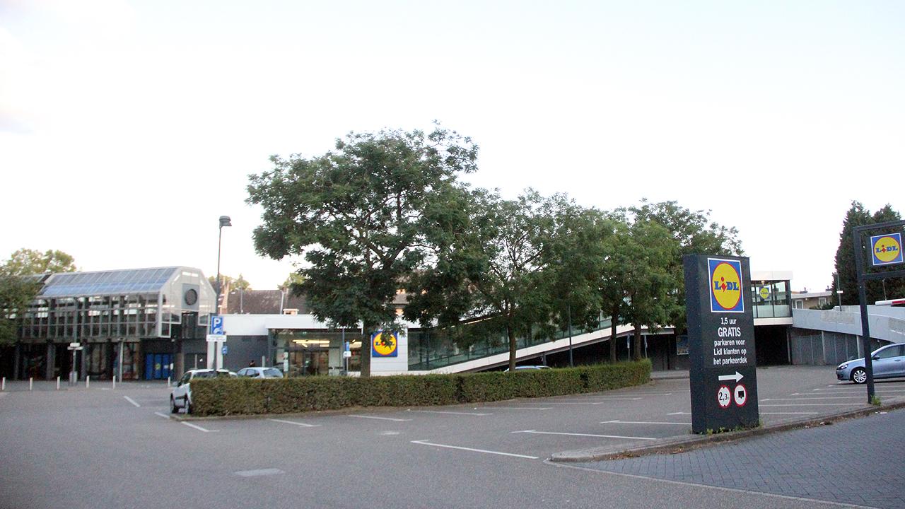 Parkeerterrein Koningsplein Geleen
