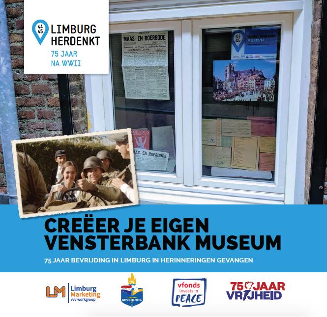 75 jaar bevrijding Limburg