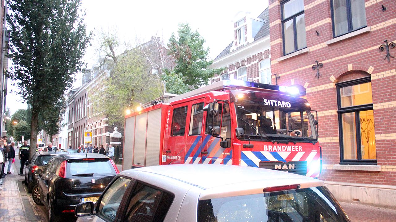 Rook maar geen vuur bij brandmelding Putstraat