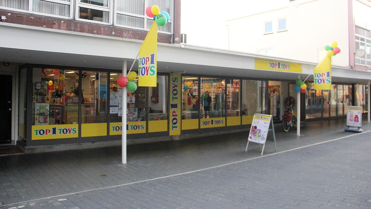 Top1Toys Salmstraat Geleen
