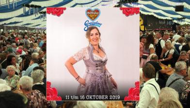 Yvette Verjans Miss Oktoberfeest Sittard 2019